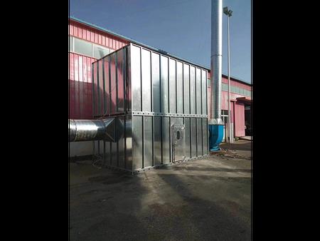 中央除尘设备厂家-专业的中央除尘设备推荐