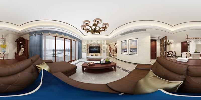 三星裝飾谘詢-費用合理的璀璨天城複式樓裝修是哪家