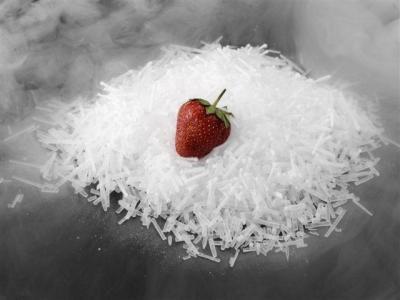 食品级干冰