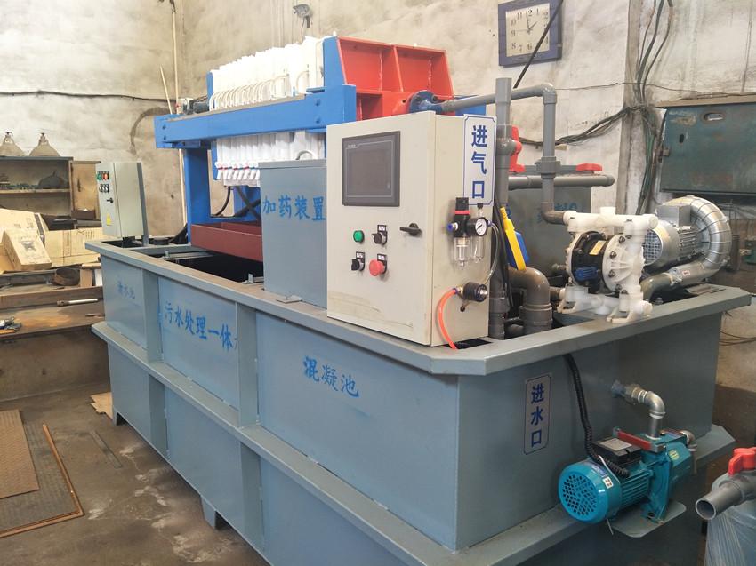 上海紫茗環保設備提供品牌好的污水處理設備-地埋式污水處理設備