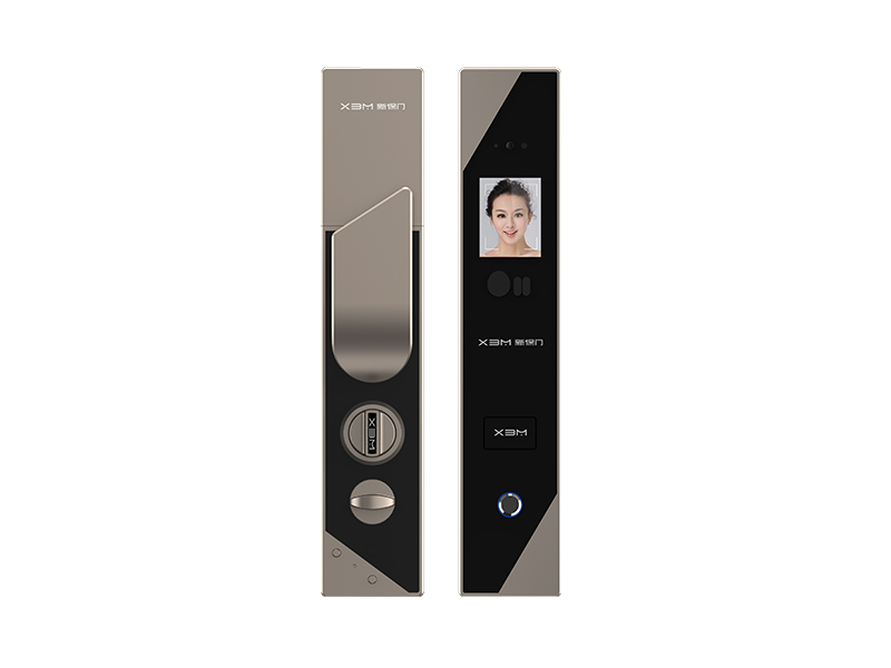 厂家供应人脸识别智能锁-中山质量好的人脸识别锁推荐