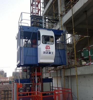 耐用的施工升降機-青島好用的施工升降機哪里買