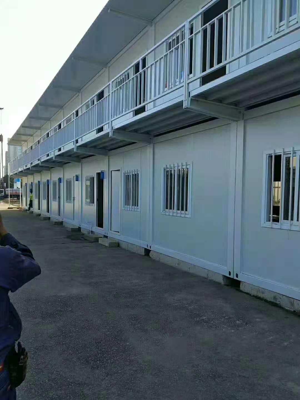 专业供应沈阳打包箱房|沈阳快装房就来沈阳新东钢结构彩板工程