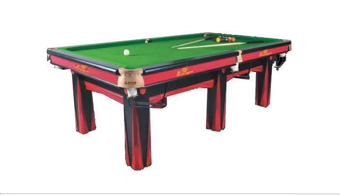 海北台球器材安装|西宁高质量的西宁台球桌供销
