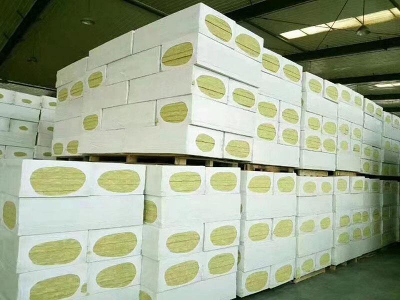 岩棉复合板——兰州岩棉复合板生产厂家