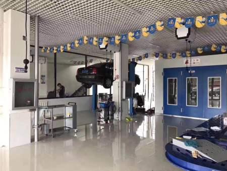 喷漆房多少钱-好用的喷漆房北方合信汽车保修设备供应