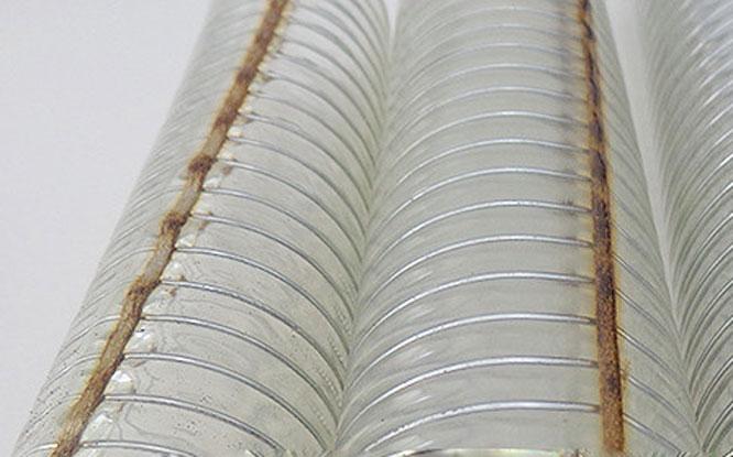 耐低温防静电pvc钢丝纤维增强管-口碑好的耐低温钢丝纤维复合软管供应商当属潍坊新世纪