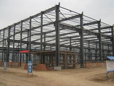武山钢结构-陇西金鼎专业提供陇西钢结构
