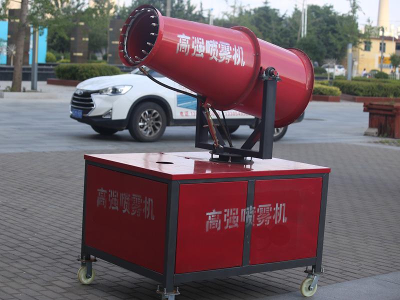厂家供应雾炮机_临沂品牌好的喷雾机批售