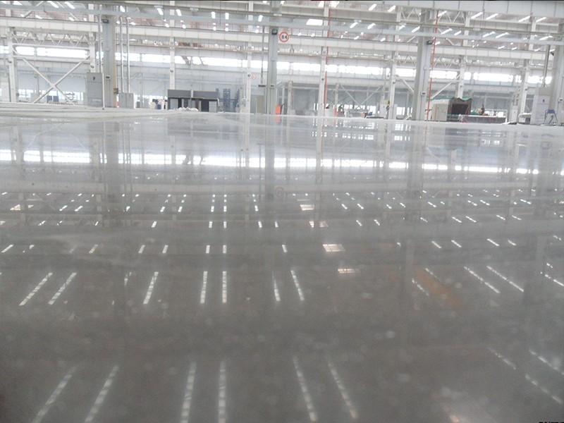 密封固化地坪施工-漆膜饱满的混凝土密封固化剂地坪供应
