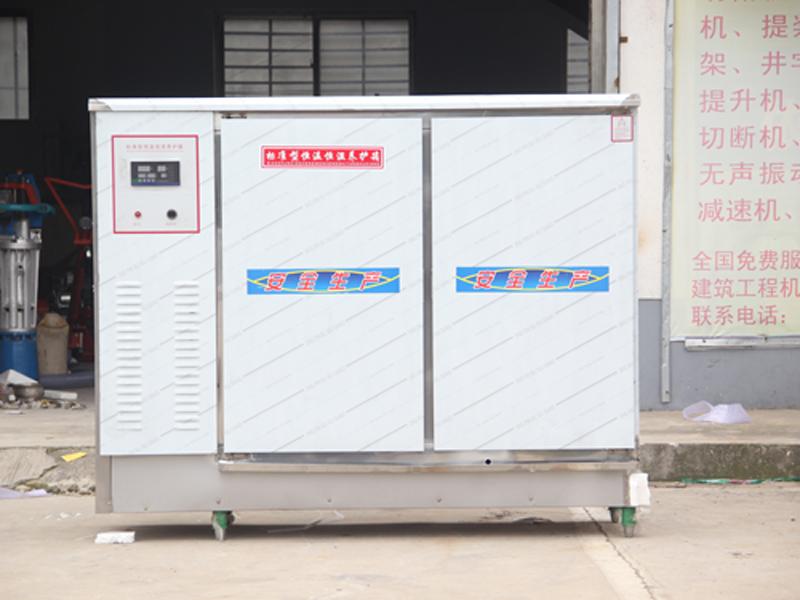厂家推荐万强恒温恒湿养护箱,好用的混泥土养护箱