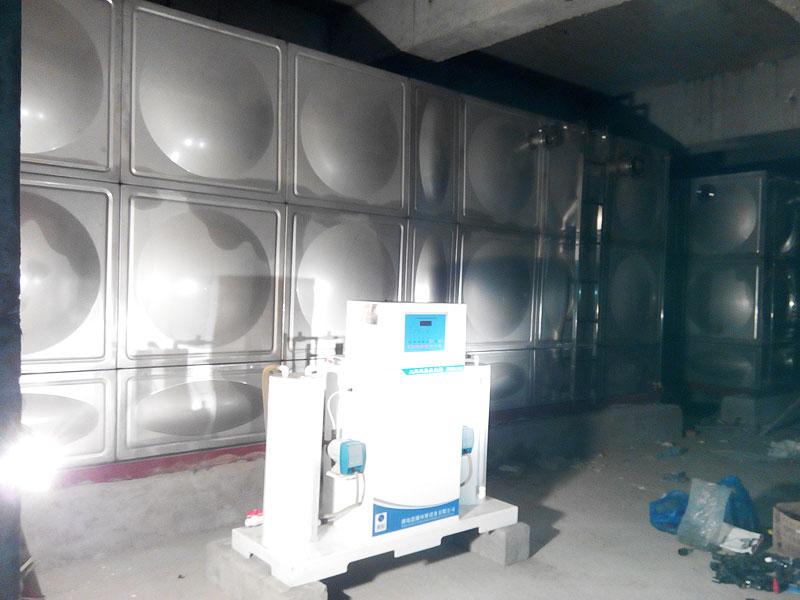 黑龙江水处理设备