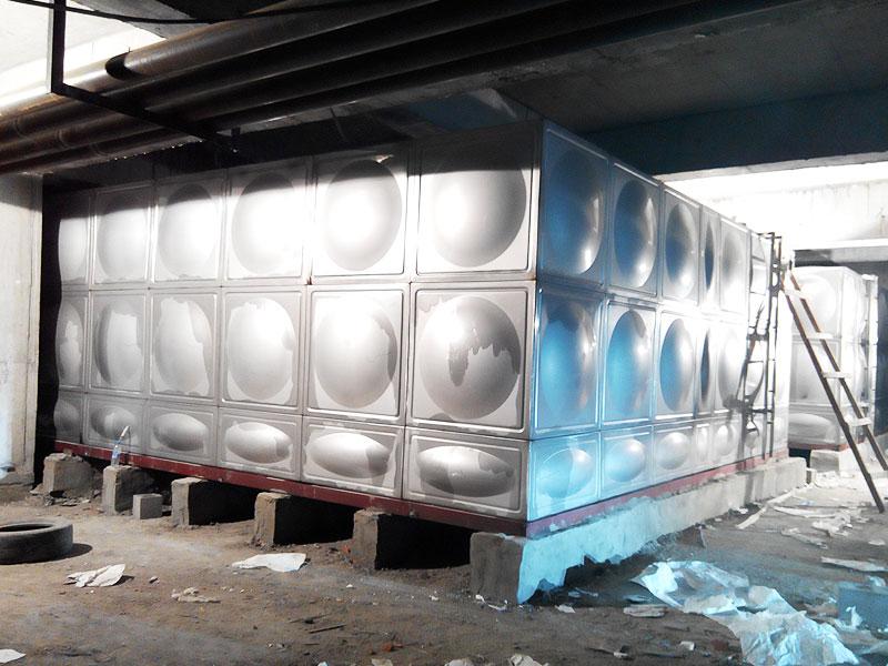 真一水处理——专业的哈尔滨水箱提供商-牡丹江水处理