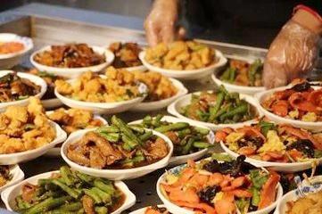 成都高新区食堂承包-经验丰富的食堂承包服务优选万安食福汇中餐馆