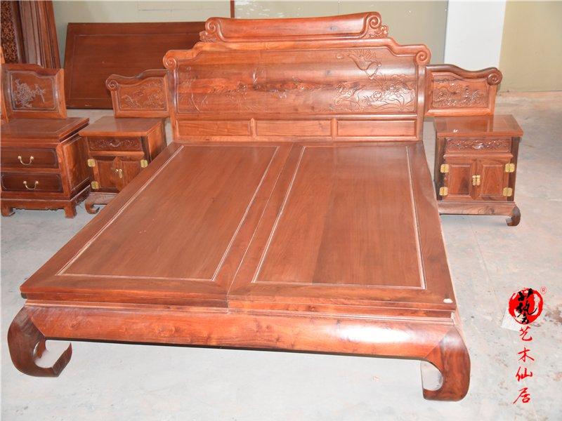 价位合理的红木高低床,莆田红木高低床哪家好