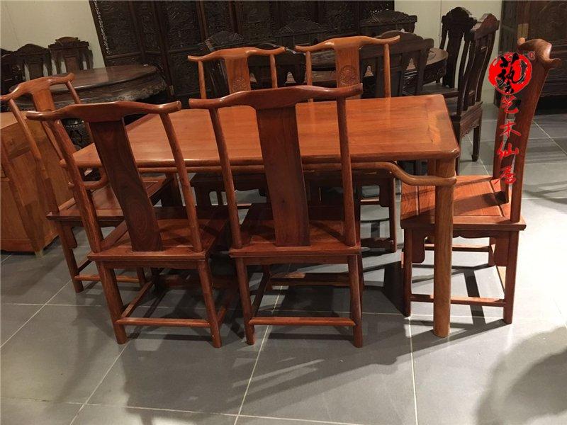 供應優良紅木餐桌-售賣紅木餐桌