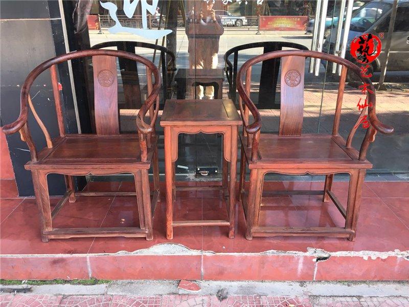加盟红木茶椅-红木太师椅哪里买比较好