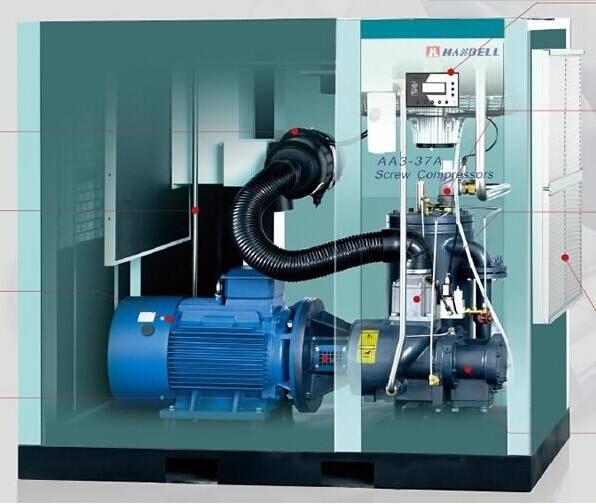 中宁螺杆空压机-天地祥和节能设备有限公司优良的汉钟螺杆式空压机