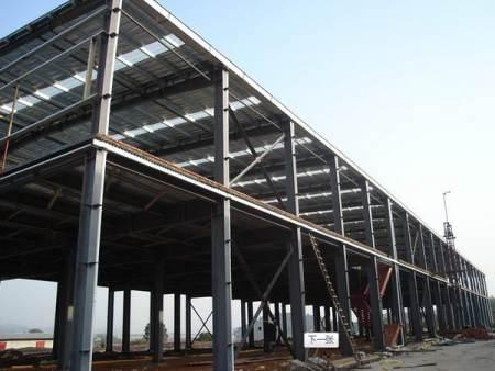 盘锦钢结构安装|知名的钢结构工程推荐
