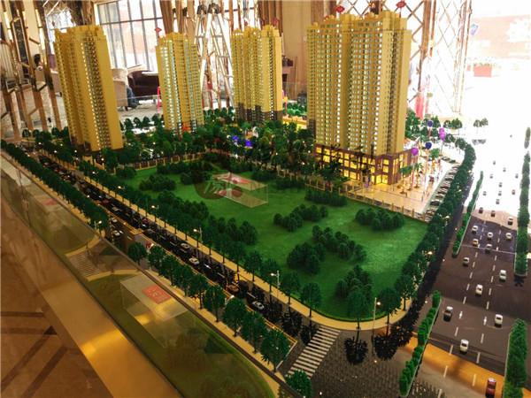 钦州售楼模型-倪势模型_专业的南宁沙盘模型公司