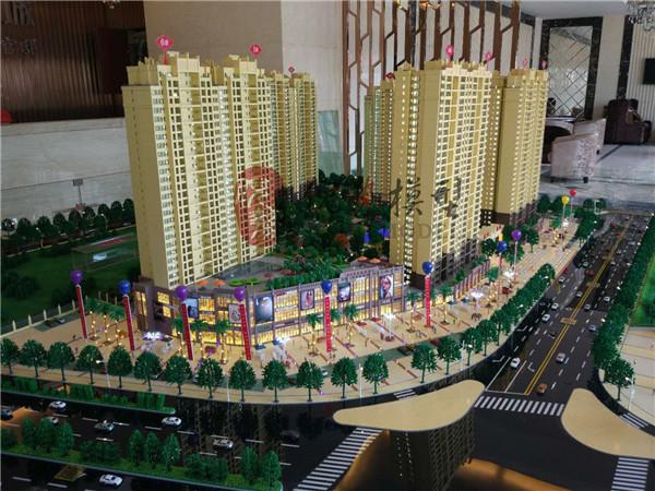 钦州售楼模型-南宁沙盘模型制作