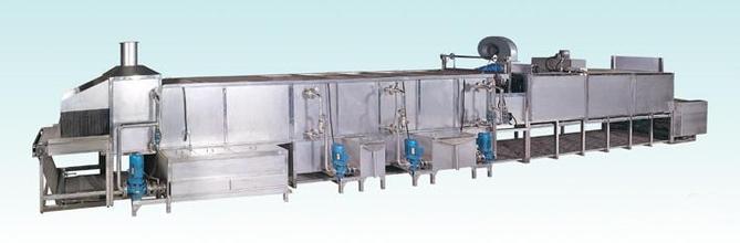 佛山喷淋清洗机厂家红泰清洗烘干设备公司专业定制