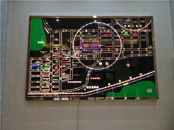广西模型制作公司,区域沙盘模型