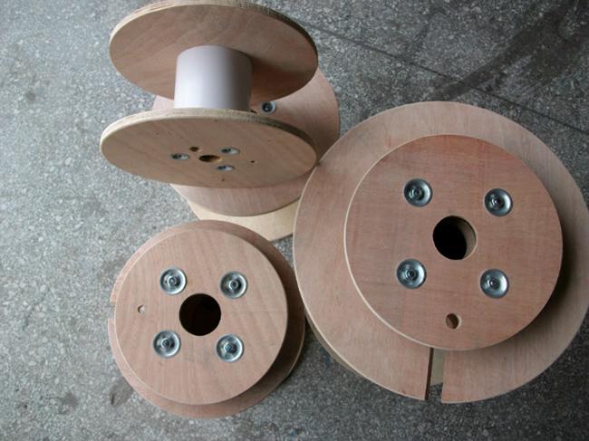 带附盘胶合板木盘
