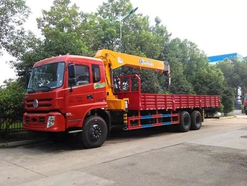 加盟东风12吨随车吊-武汉哪里有供应实惠的东风12吨随车吊