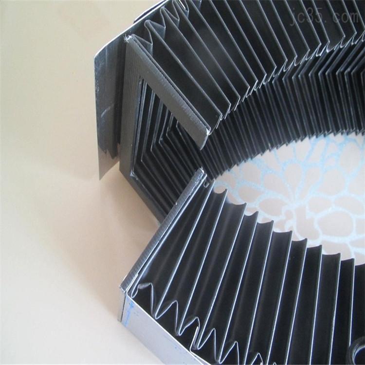 直线导轨防护罩配套厂家 买直线导轨防护罩就到岩昊机床附件