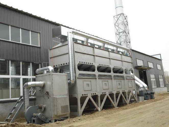 想买质量良好的催化燃烧设备,就来丰业环保,河北催化燃烧