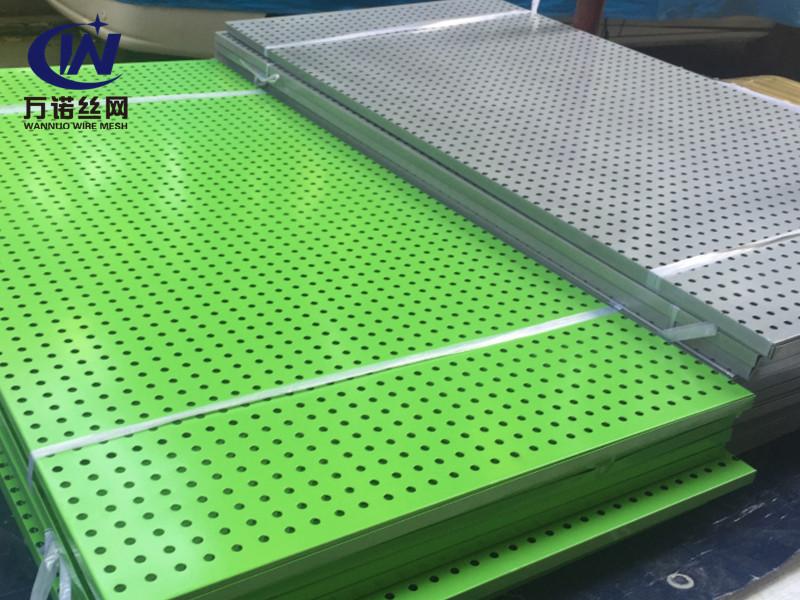 河北冲孔折弯铝板装饰板--安平县万诺丝网