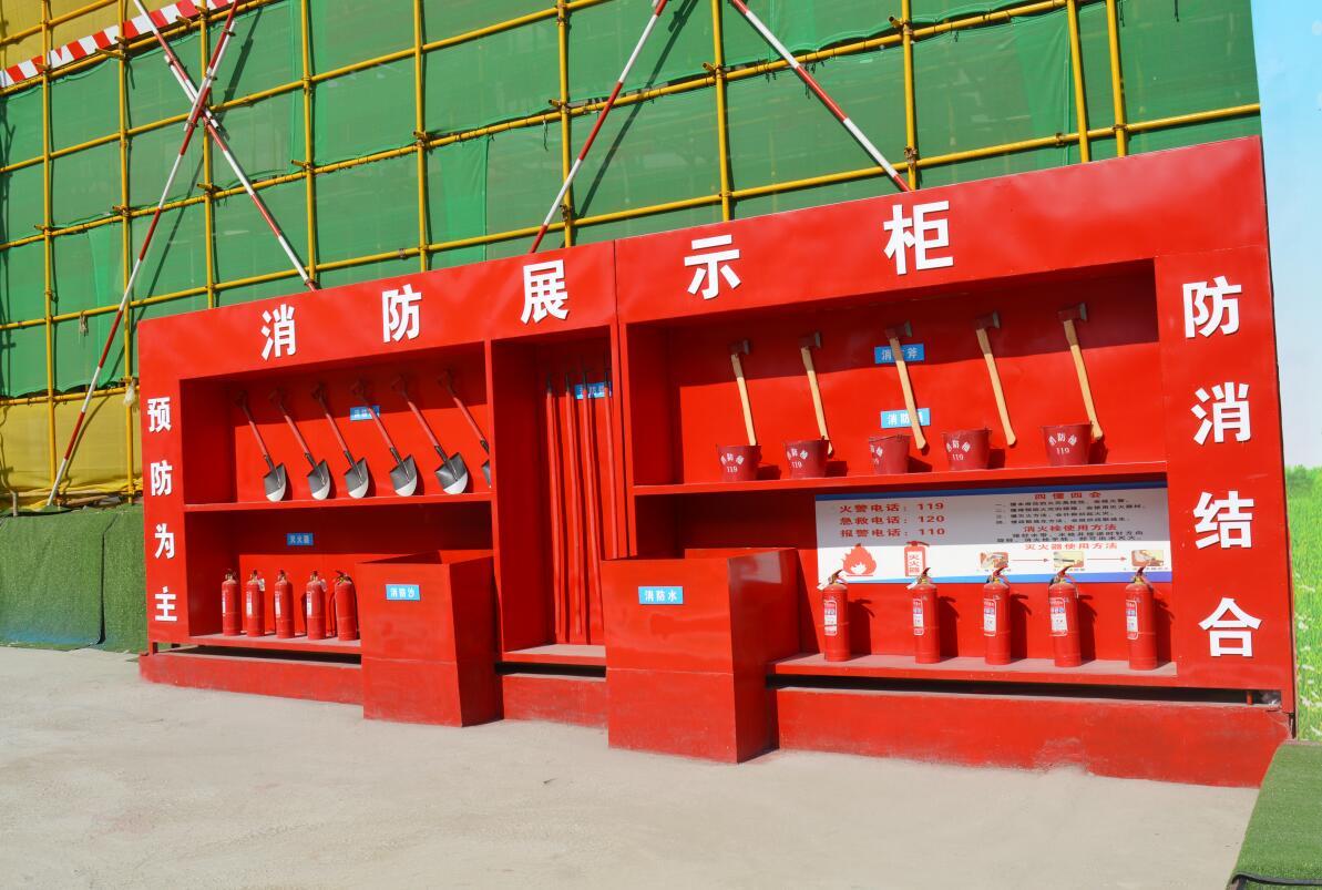 哪里有供应物超所值的施工消防柜,施工消防柜多少钱