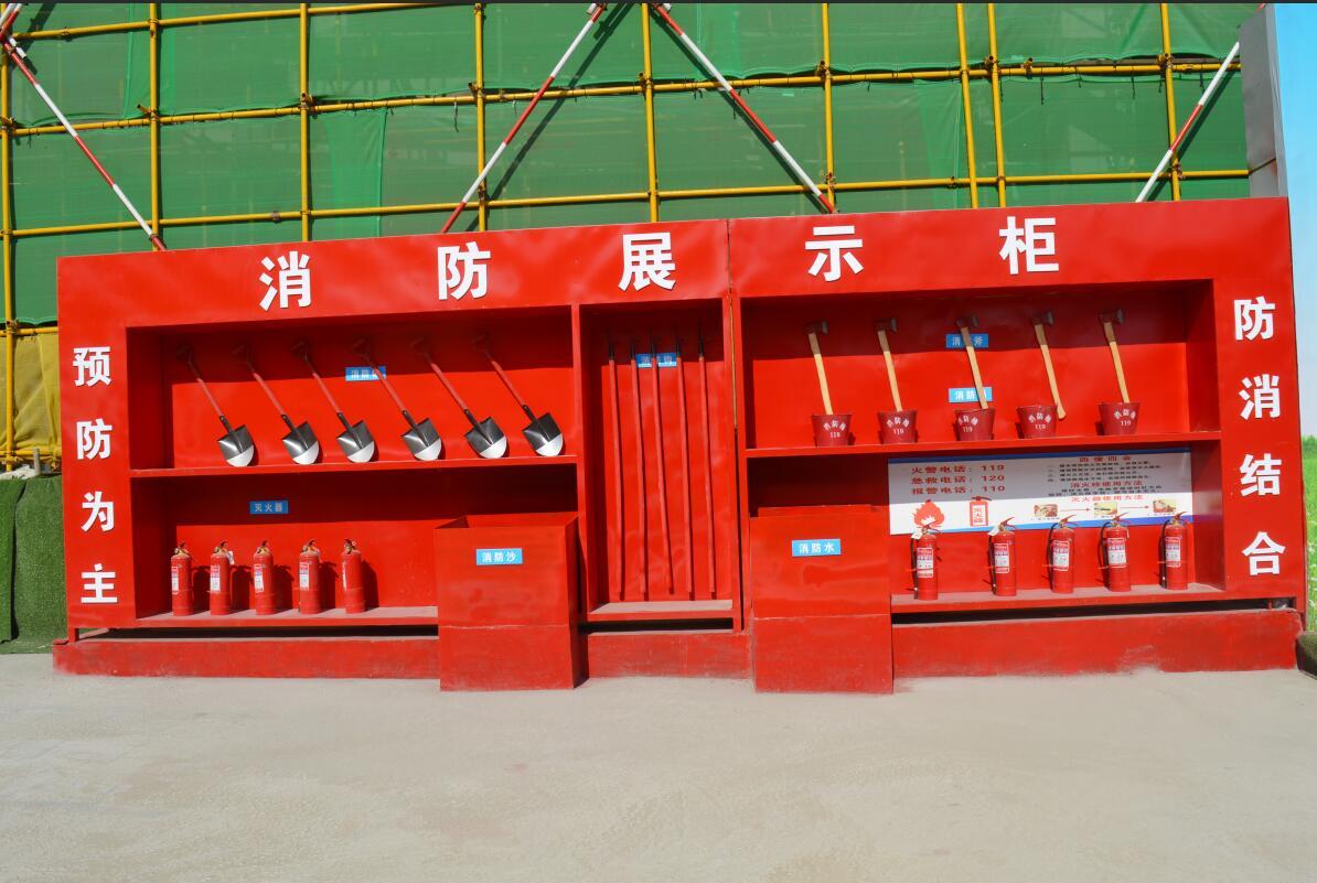 供应济南划算的施工消防柜,济南消防柜