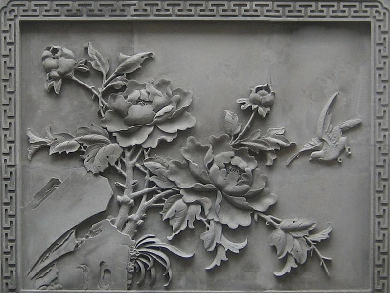 壁画厂家推广-徽艺砖雕-专业壁画供应商