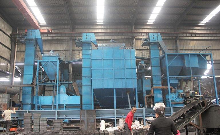 树脂砂再生线代理加盟-青岛高性价树脂砂再生线-厂家直销