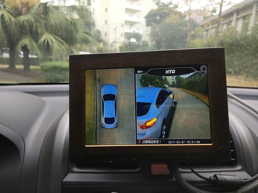 汽车电子360全景影像展示美的瞬间|加装360全景摄像头