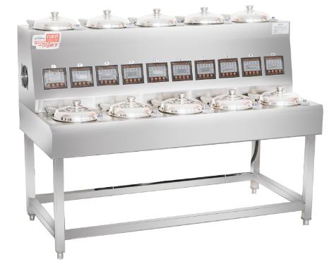 湖北煲仔饭机_武汉哪里有供应耐用的十二头煲仔饭机