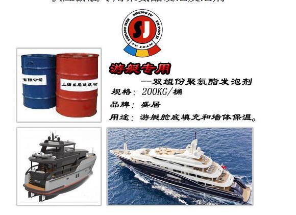 船用聚氨酯硬泡发泡料-上海市报价合理的游艇等船体填充物上哪买