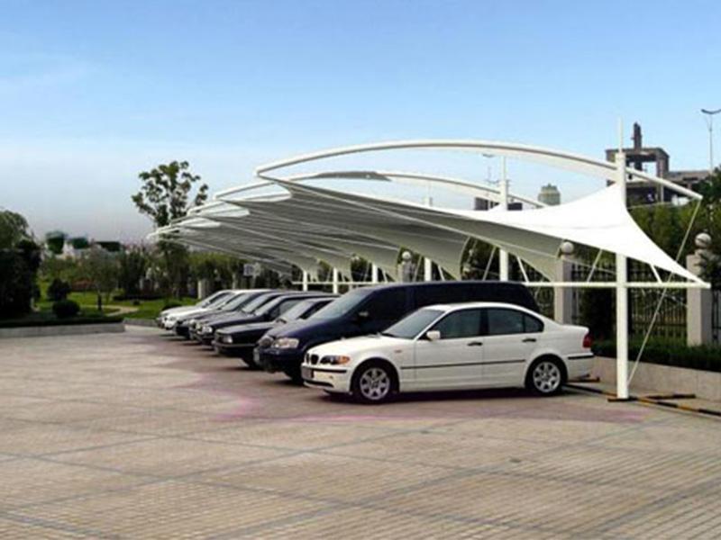 上海膜结构停车篷价格_上海市膜结构停车篷哪家好