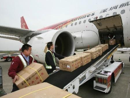 重庆贵重物品空运