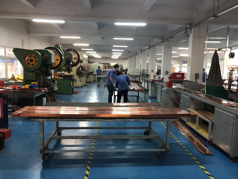 母线槽_深圳母线槽***_防火母线槽生产厂家_金华田电力公司