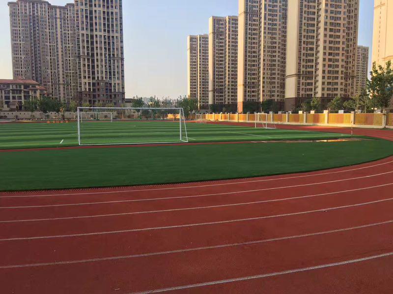 厦门硅PU球场塑胶跑道地坪-买硅PU球场塑胶跑道地坪就上郝伟地坪工程