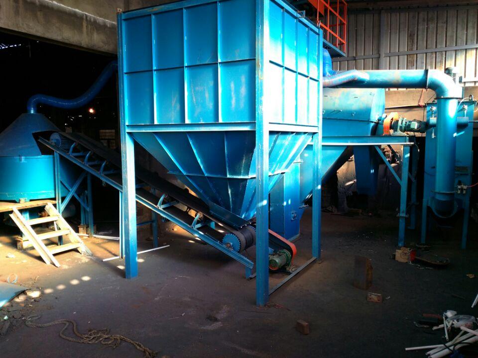粘土砂再生線制造商_青島哪里有賣得好的粘土砂再生線