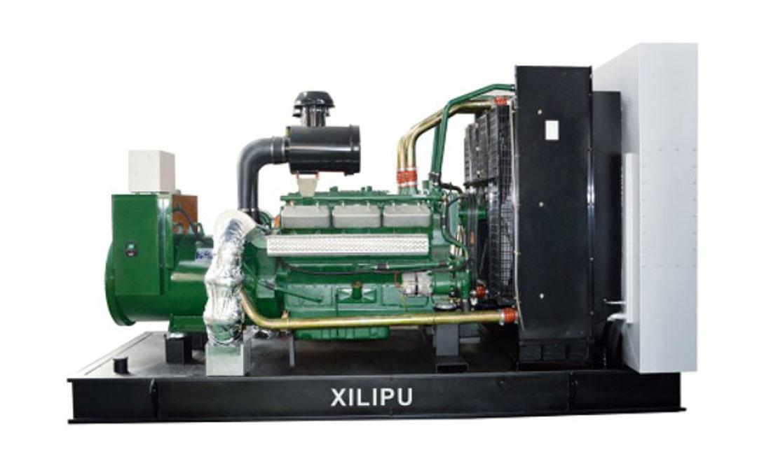 柴油发电机组厂家供应-专业的柴油发电机组希力普环保设备供应