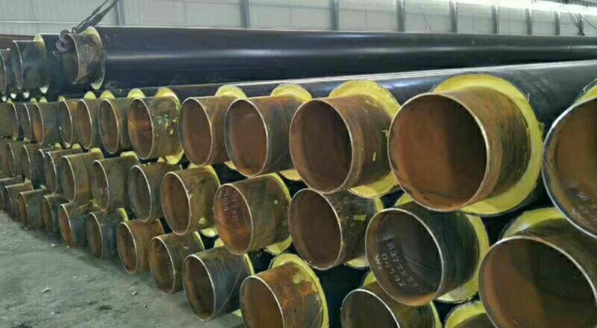 高温蒸汽输送用保温钢管厂家