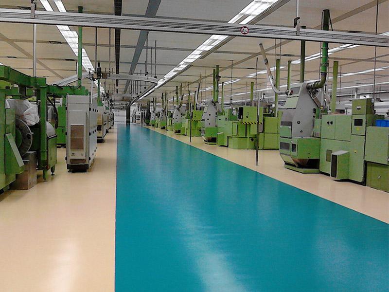 郝伟地坪工程专业供应聚氨酯超耐磨地坪