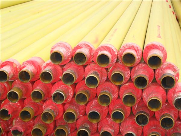 上饶黄夹克直埋保温钢管的厂家及价格行情
