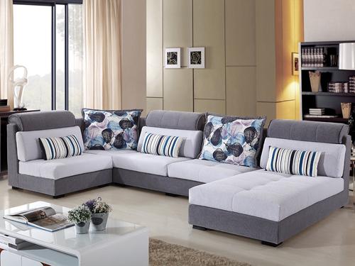 布艺沙发-西安性价比高的皮沙发推荐