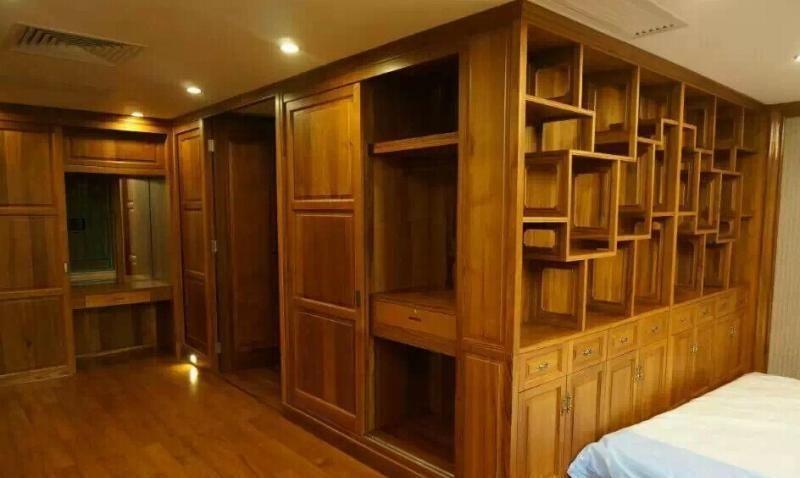 声誉好的柚木门供应商当属天美整木家具|广州价格合理的柚木门